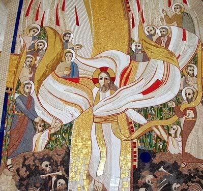 A 2020-as Húsvéti ünneplés menetrendje templomunkban